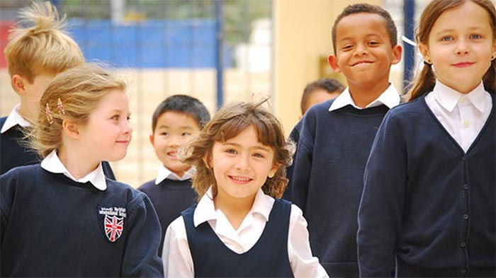 MBIS - Maadi British International School