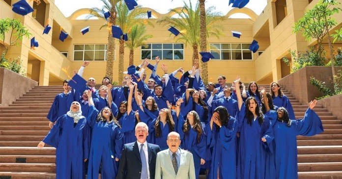 top schools in cairo