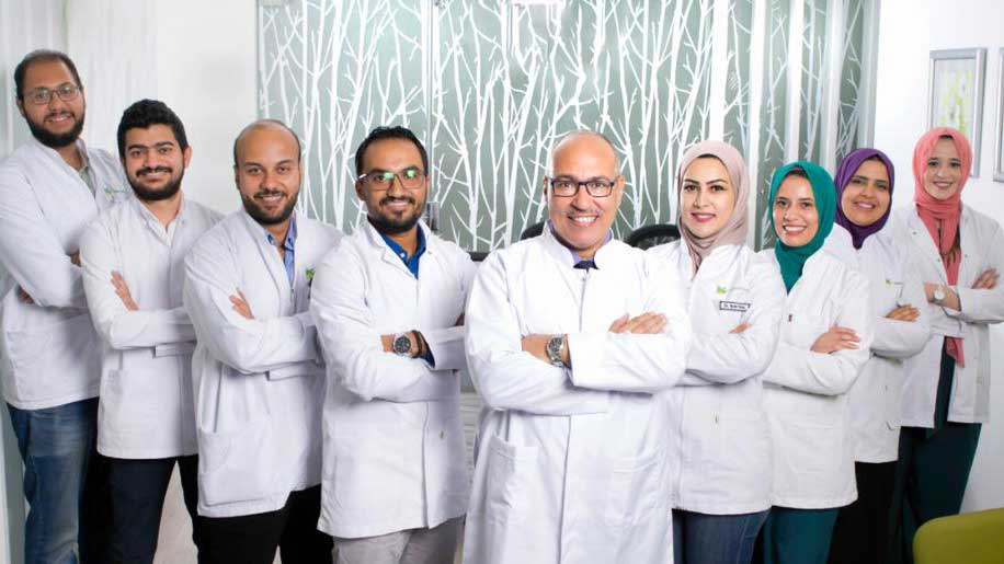 Dr. Tamer Badr - Dental Care Egypt