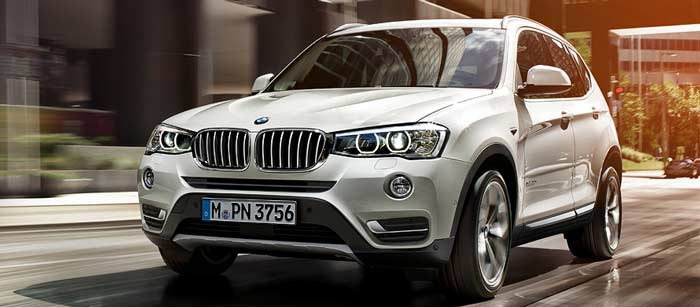 bmw-x3-best-family-cars-in-egypt