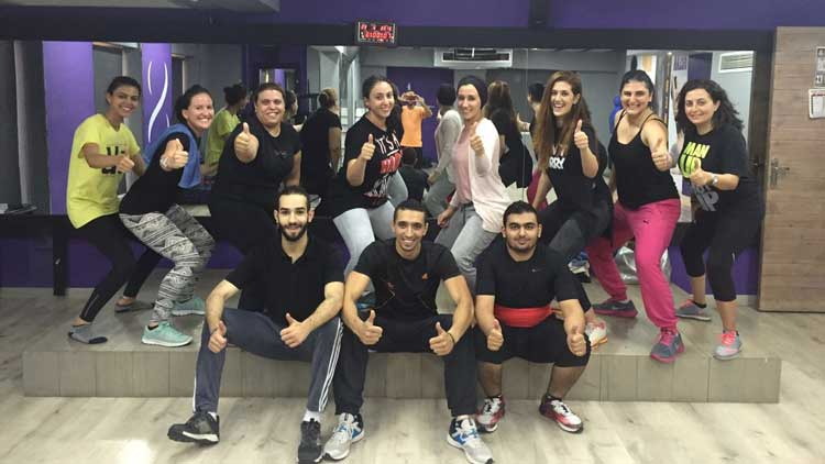 eight fitness club