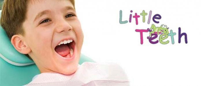 malak badawi - little teeth