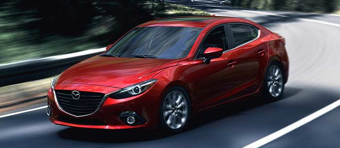 mazda-3-best-family-cars-in-egypt