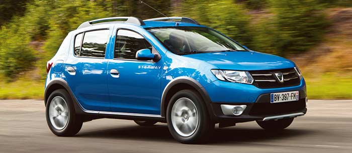 renault-stepway-best-family-cars-in-egypt