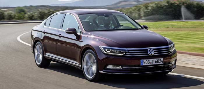 vw passat best family cars in egypt