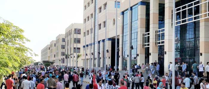 October 6 University O6U Is A Private In Egypt It Was Established By The Republican Decree 1996 Located 6th Of City