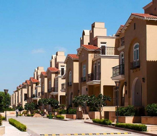 compounds & residential projects cairo